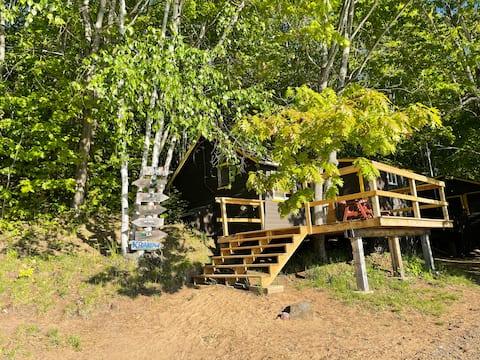 8 Summer Camp Beach Village - Elk Cabin - Lakeview