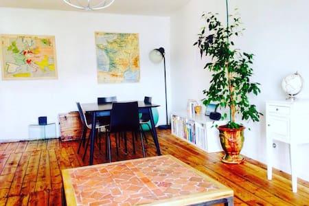 Appartement atypique en centre ville de Mende - Daire