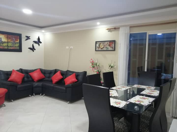 Apartamento en excelente sector de la Ciudad