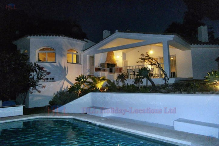 Ferienhaus Wallraff privater Pool - Marbella - Casa