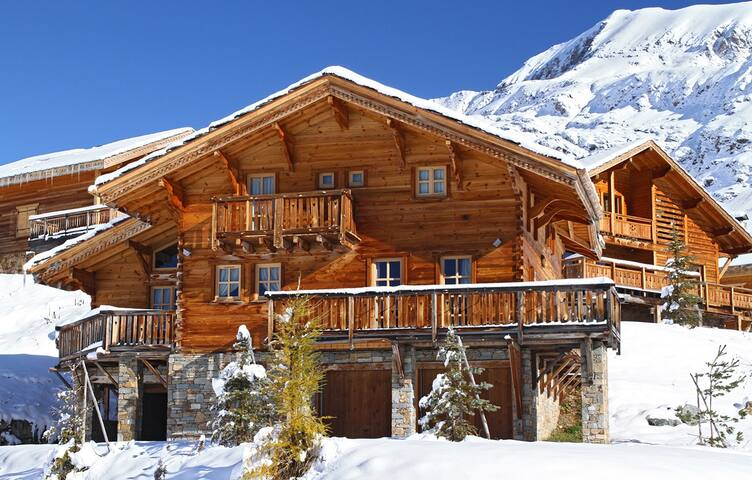 Chalet with wonderful mountain view - Alpe D'Huez - Chalet
