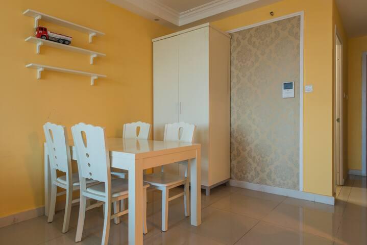 优客里里酒店公寓豪华高级房间 - 廊坊市 - Apartment