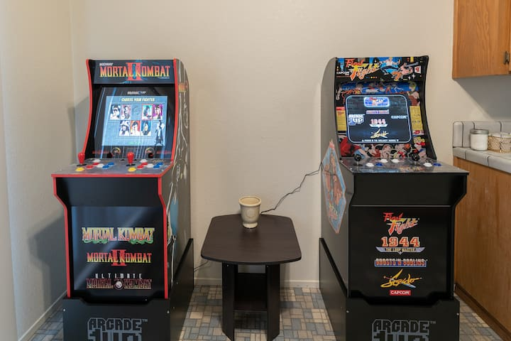 Washer dryer! 🕹ARCADE-IA 2❤️ By Downtown + LAKE