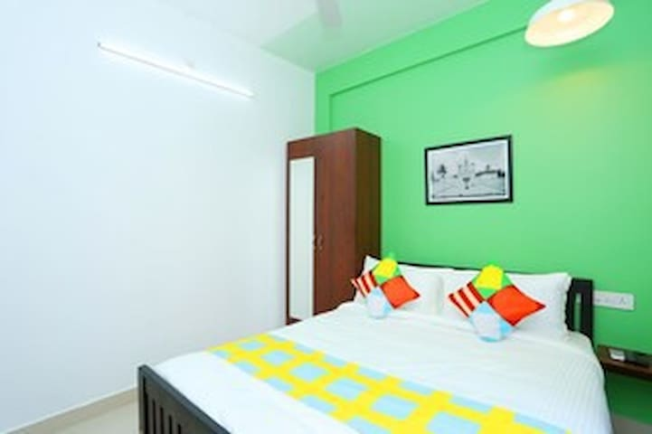 Contemporary Stay Aluva in Kochi