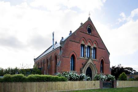 130 year old Church/Home - Creswick - Hus
