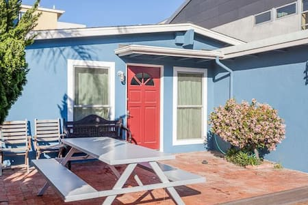 Bright and Lovely Beach Cottage - Oxnard - Maison