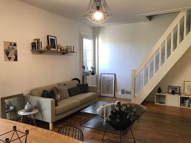 Charming apartment for 4 persons - near Paris - Enghien-les-Bains - Daire