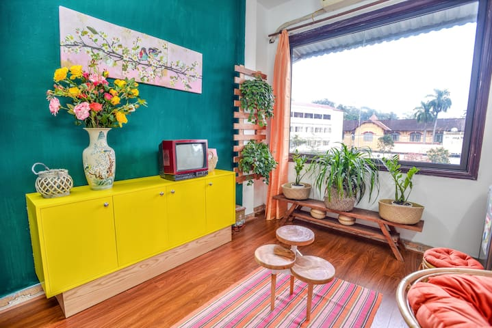 Tuta's House–PEACEFUL-Tropical Flat with Lake view