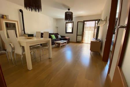 Apartamento Familiar en el centro de VILLANUA