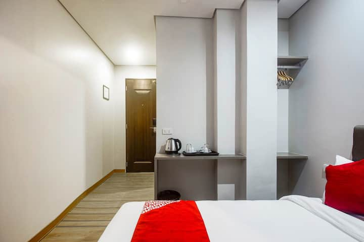 Standard Double Stay @ Airo Hotel