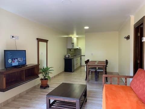 #1 Appartamento in centro. 2/4 persone.