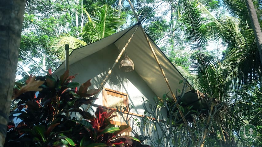 Private Tent Glamping Ubud