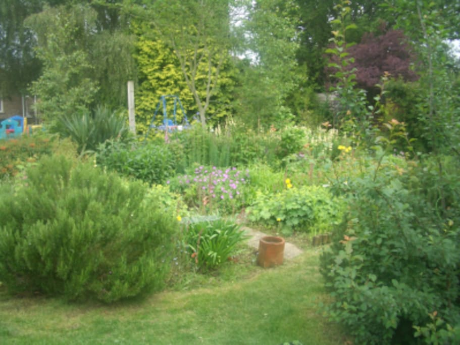 If you love a garden you'll love Orchardlea