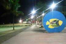 Centro Bertioga Noite