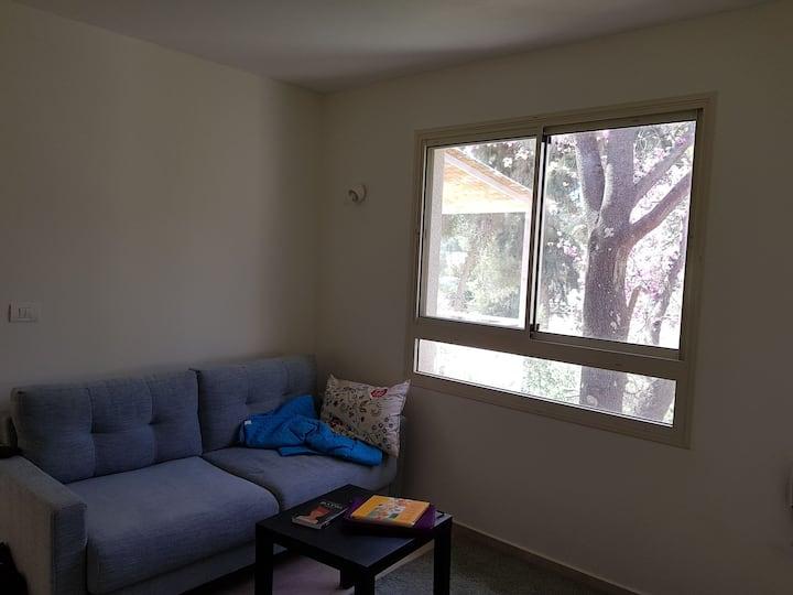 Cozy room in the village