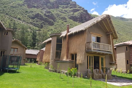 Cozy cabin  Cusco Sacred Valley  Urubamba