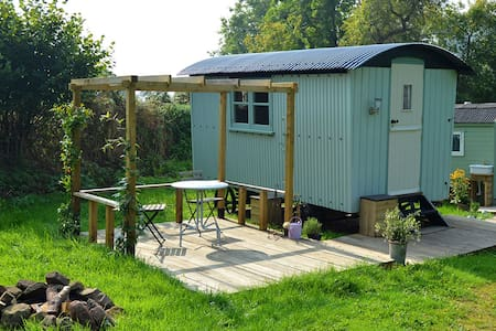 Private shepherd's hut in the Black Mountains - Forest Coal Pit - Cabana