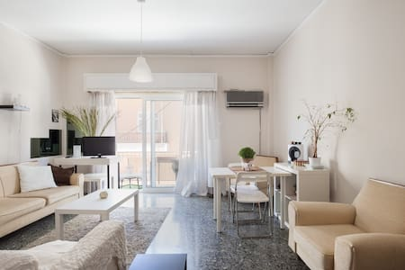 100sqm apartment in Athens center - Αθήνα - Flat