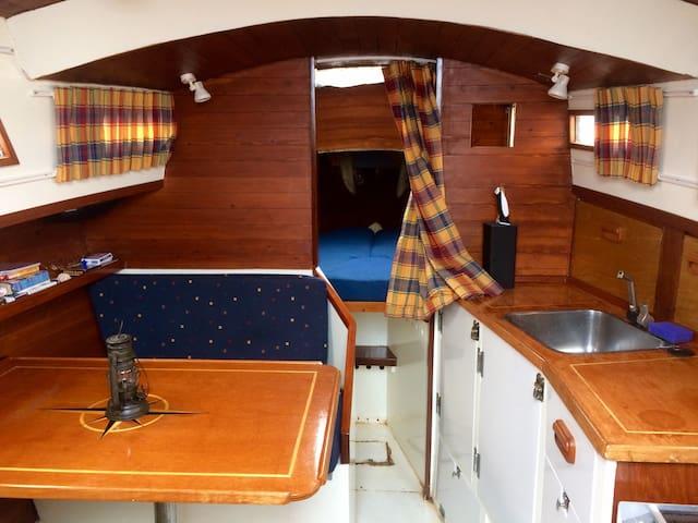Dom twój, gdzie łódź twoja – Kamień Pomorski