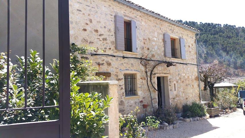 Gite - Drôme Provencale - Propiac
