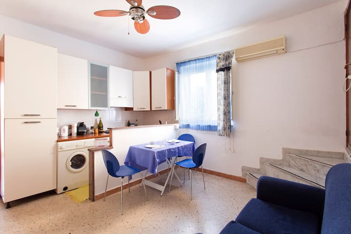 Sunny Palermo - Cosy Lively Studio Apartment - Palerme - Appartement
