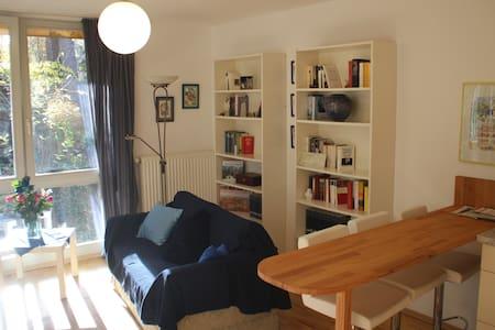 Einliegerwohnung mit Wintergarten  - Kleinmachnow - Appartement