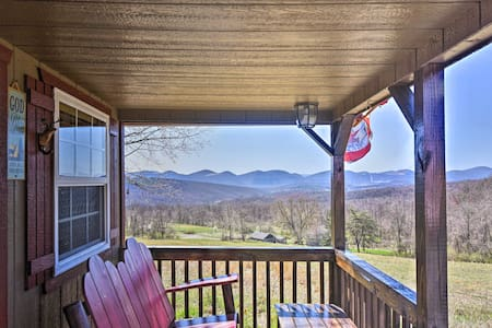 Cozy Cumberland Cabin in the Allegheny Mountains!