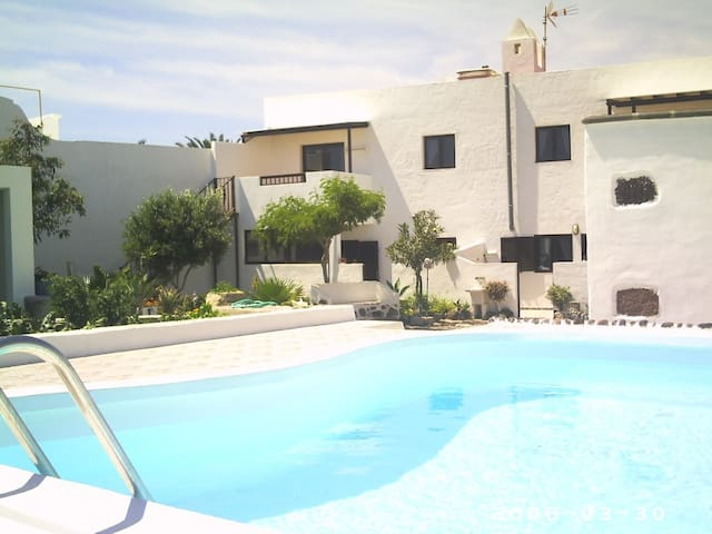 "Quiet& House ""Gabo""in Mala-Lanzarote"