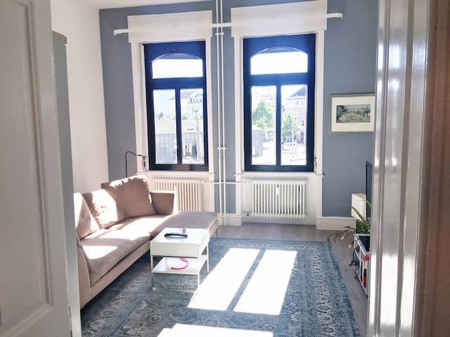 Mannheim City I Apartment I 80m2 I WIFI