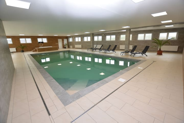 Luxury Apartment in Babice Czech Republic with Swimming Pool