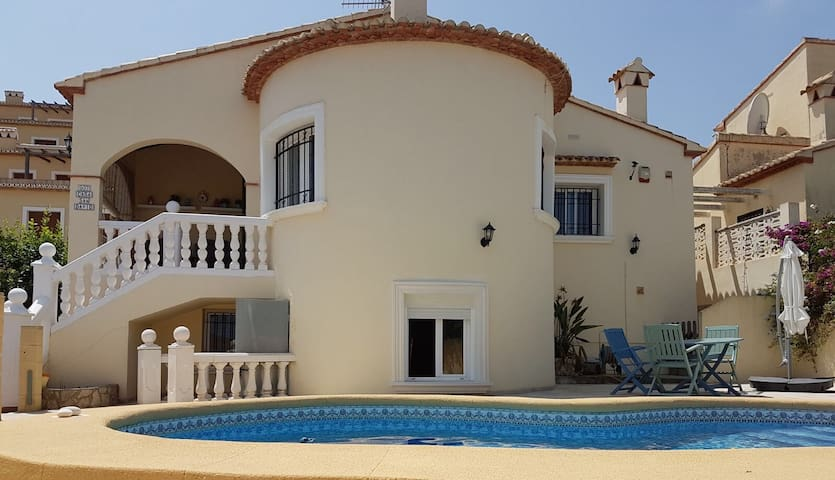 Peaceful Villa with private swimming pool,