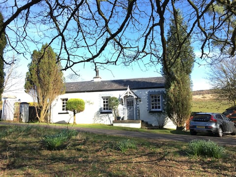 Cladh-a-Mhuillin Cottage