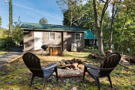 Green Garden Cottage - Mr Lake Lure Vacation Rentals