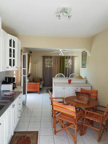 Your St.Maarten Home Away From Home - Dutch Cul de Sac - House