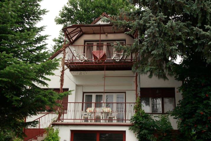 Akacfa 10 Apartman - Zalakaros - Casa