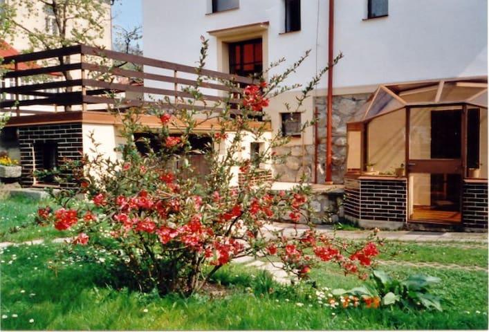 Apartmán Hluboká