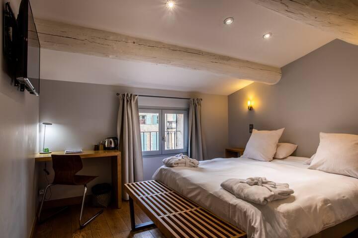 Boutique Hotel Entraigues - Chambre Confort 15m2