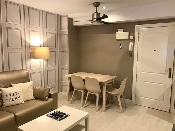 Apartamento para 4 en el centro de Ribadesella