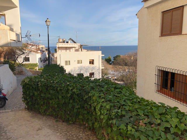 Apartamento con vistas en Altea
