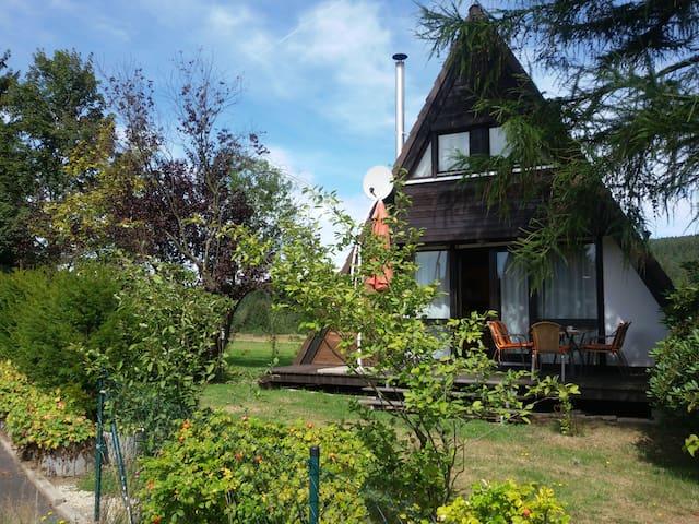 Ferienhaus Anne - gemütliches Nurdachhaus