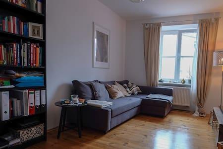 Super zentrale, schöne 2-Zimmer Wohnung Haidhausen - Munique