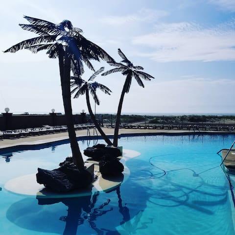 Royal Hawaiian Resort- Wildwood Crest NJ