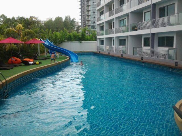 Квартира, Паттайя, Laguna Beach Resort 1
