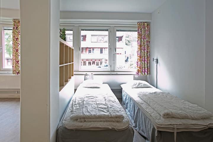Vakna boende 6 personerslägenhet
