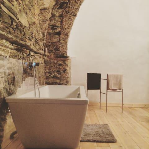 Appartement de charme dans l'ancien - Rogliano - Appartement