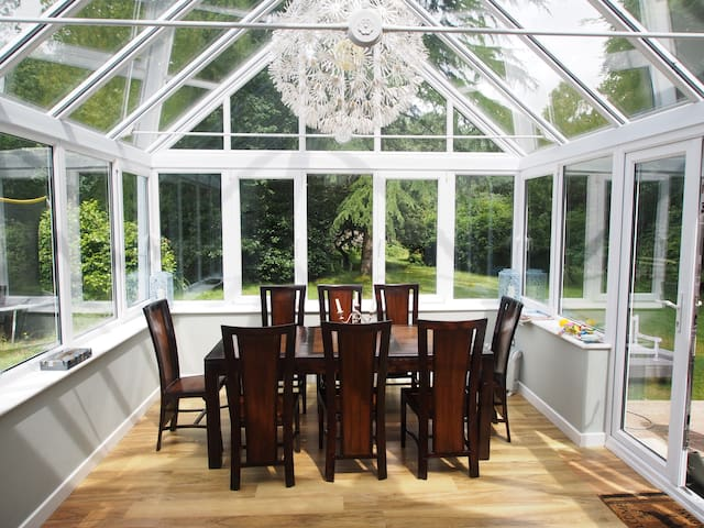 5-bedroom holiday home in New Forest near sea - Lymington - Huis