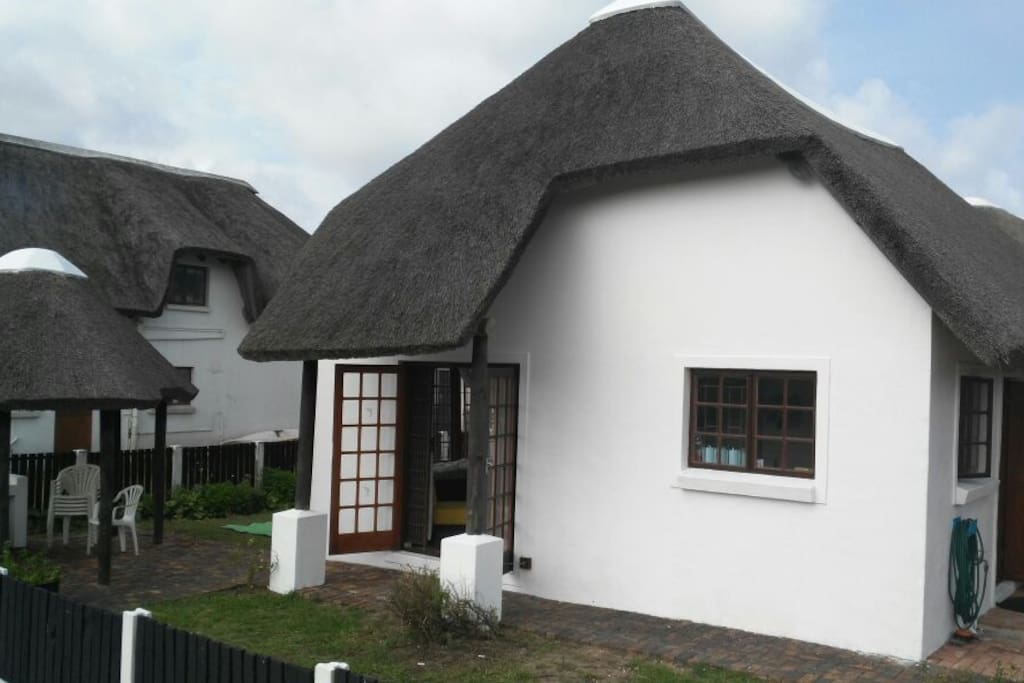 Our thatch cottage