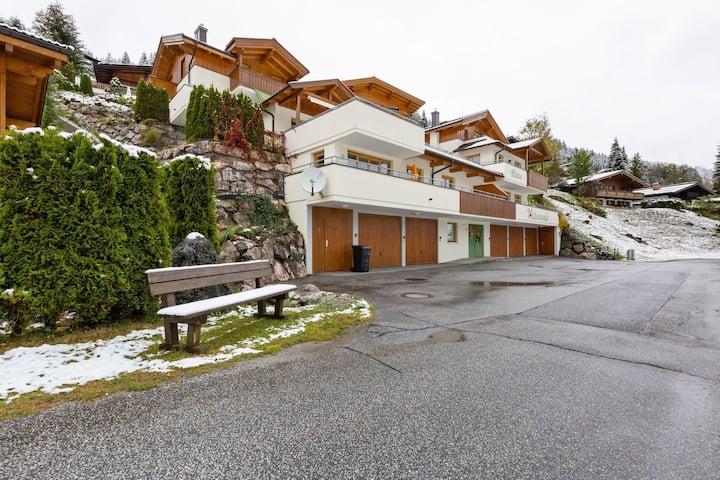 Apartamento moderno en Saalbach-Hinterglemm con terraza