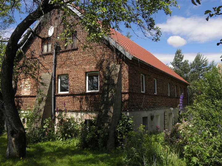 Village homestay with Polish family - triple room