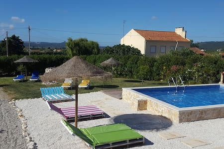 Country House Nazaré w/ Pool - Cela